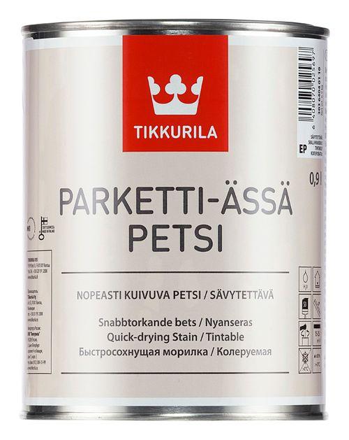 PARKETTI ÄSSÄ PETSI, interiérové mořidlo, TIKKURILA