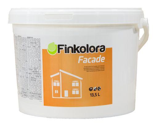 FINKOLORA FACADE, fasádní a interiérová barva