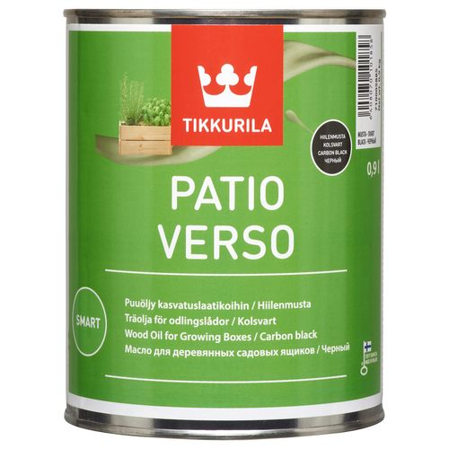 PATIO VERSO, olej na dřevo, TIKKURILA