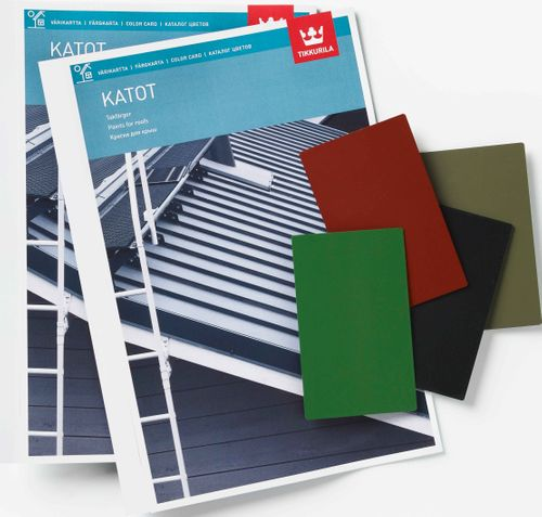 PAINTS FOR ROOFS